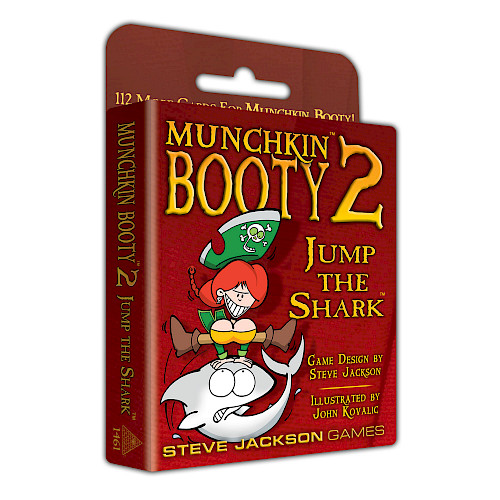 Munchkin Booty 2 — Jump The Shark cover