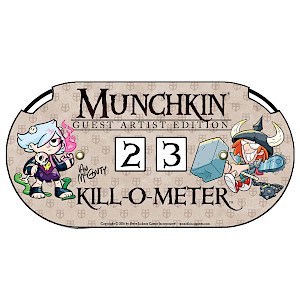 Munchkin Kill-O-Meter Guest Artist Edition cover