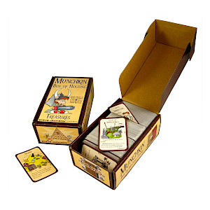 Munchkin Boxes of Holding Set 1 cover