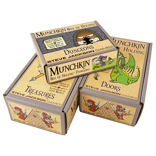Munchkin Boxes of Holding Set 2 cover