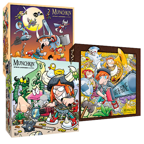 Munchkin Monster Box cover