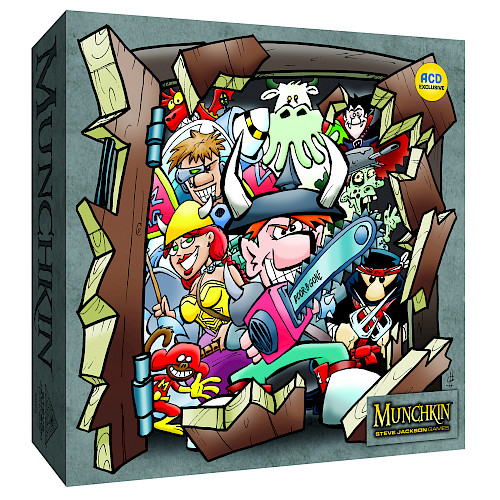 Munchkin Monster Box ACD Exclusive cover