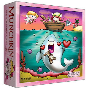 Munchkin Valentine's Day Monster Box cover