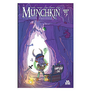 Munchkin Comic Issue #7 cover