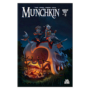 Munchkin Comic Issue #11 cover