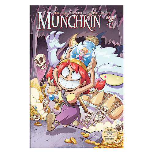 Munchkin Comic Issue #13 cover
