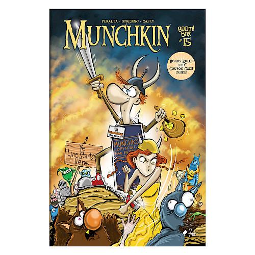 Munchkin Comic Issue #15