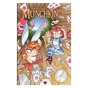 Munchkin Comic Issue #23 cover