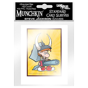 Munchkin Standard Card Sleeves: Spyke cover