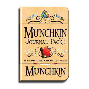 Munchkin Journal Pack 1 cover