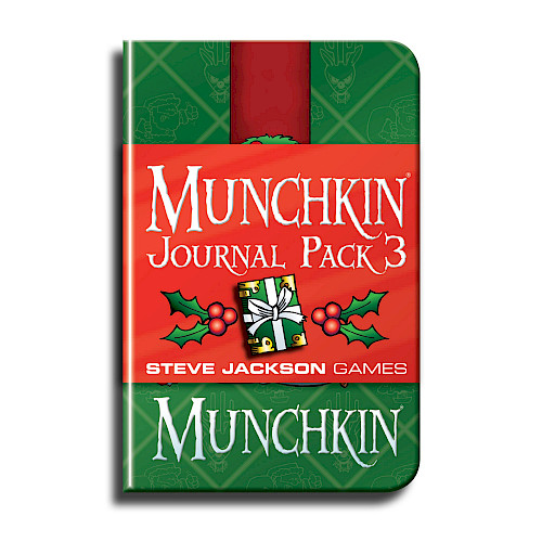 Munchkin Journal Pack 3 cover