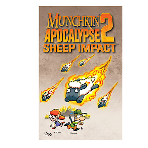 Munchkin Apocalypse 2 Journal cover