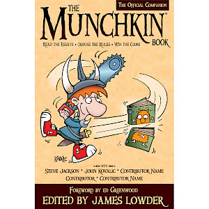 The Munchkin Book cover