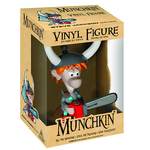 Munchkin Vinyl Figure: Color Spyke cover