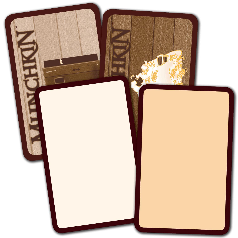 munchkin blank cards