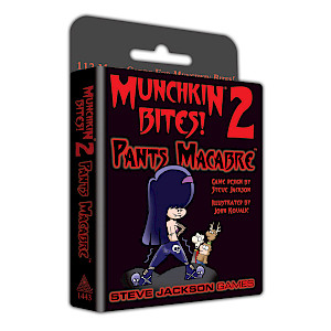 Munchkin Bites! 2 — Pants Macabre cover