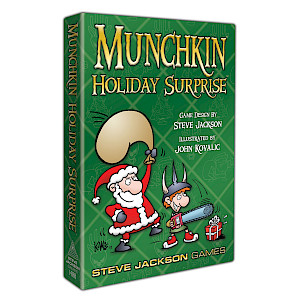 Munchkin Holiday Surprise cover