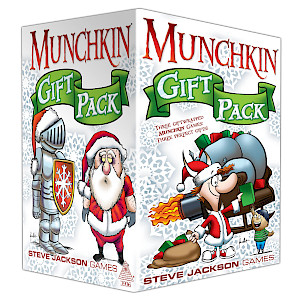 Munchkin Gift Pack cover