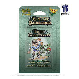 Munchkin Pathfinder: Truly Gobnoxious cover