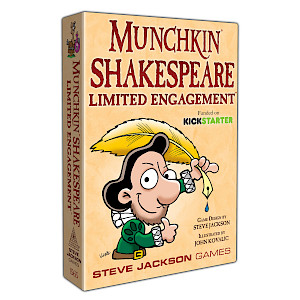 Munchkin Shakespeare Limited Engagement cover