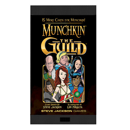 Munchkin The Guild cover