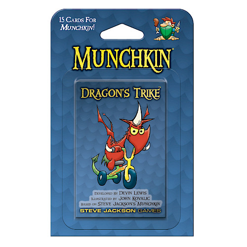 Munchkin Dragon's Trike