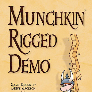 Munchkin Rigged Demo cover