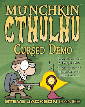 Munchkin Cthulhu Cursed Demo cover