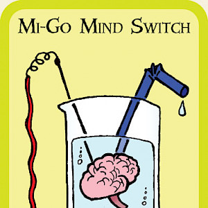 Mi-Go Mind Switch Munchkin Cthulhu Promo Card cover