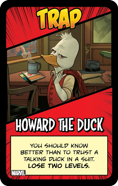 Munchkin Marvel Promo Cards Steve Jackson Games