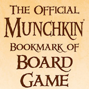The Official Munchkin Bookmark of Board Game Geekery! cover