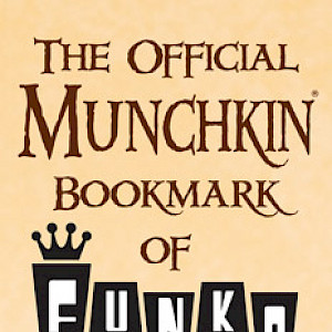 The Official Munchkin Bookmark of Funko Funtimes! cover