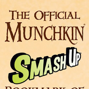 The Official Munchkin Smash Up Bookmark of Smashing Success! cover
