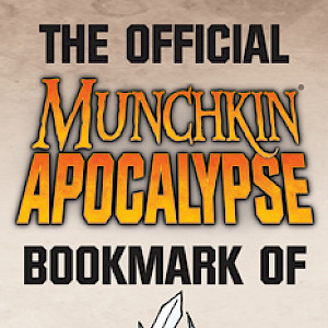 The Official Munchkin Apocalypse Bookmark of The Ladies of Ragnarok! cover