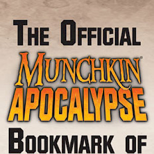 The Official Munchkin Apocalypse Bookmark of Beast Buffing! cover