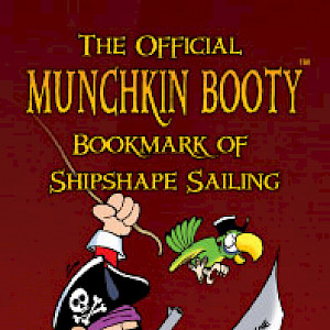 The Official Munchkin Booty Bookmark of Shipshape Sailing cover