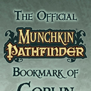 The Official Munchkin Pathfinder Bookmark of Goblin Turkeys! cover