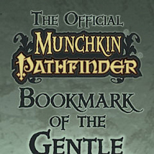 The Official Munchkin Pathfinder Bookmark of the Gentle Goblin! cover