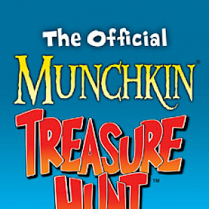 The Official Munchkin Treasure Hunt Bookmark of Ultimate Magic cover