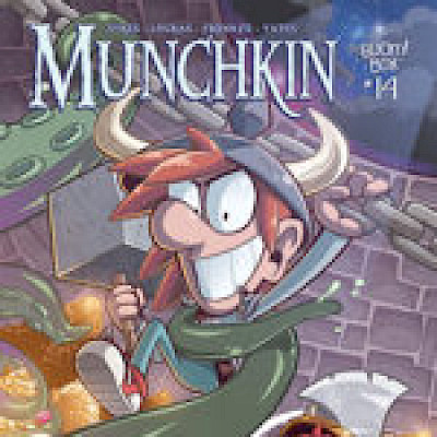 Munchkin Comics In Warehouse 23! cover