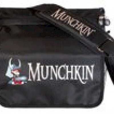Munchkin Messenger Bag Now On Amazon cover