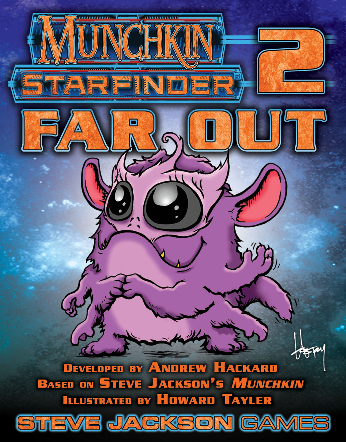 Images & Video for Munchkin: Starfinder 2: Far Out!
