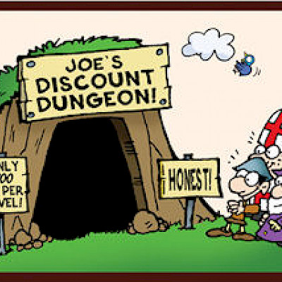Munchkin Dungeon Design: For Munchkins, By Munchkins cover