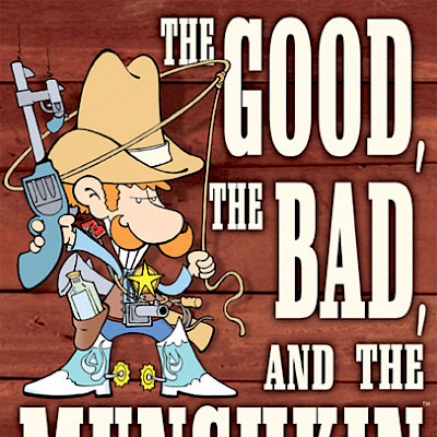 The Good, The Bad, And The Munchkin Rides Into The Sunset cover
