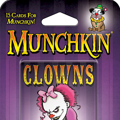 Designer's Notes: Munchkin Clowns cover
