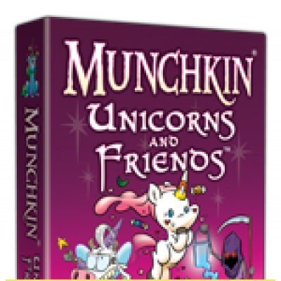 Munchkin Unicorns And Friends Is On Kickstarter cover