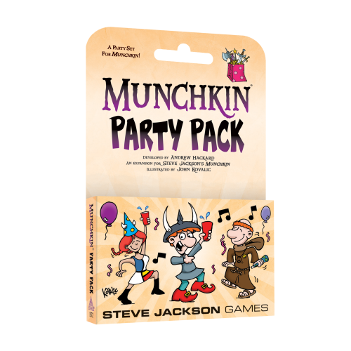 Munchkin Party Pack cover