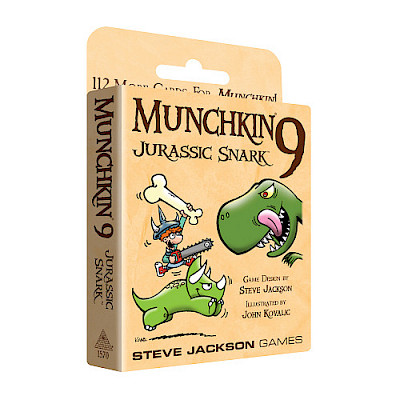 Munchkin 9 Preorders Are Open On Warehouse 23 cover