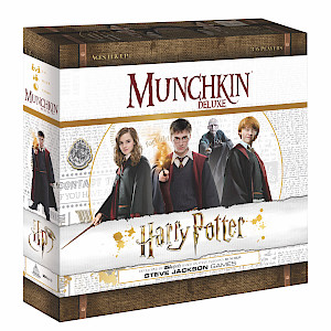 Munchkin Harry Potter Deluxe cover