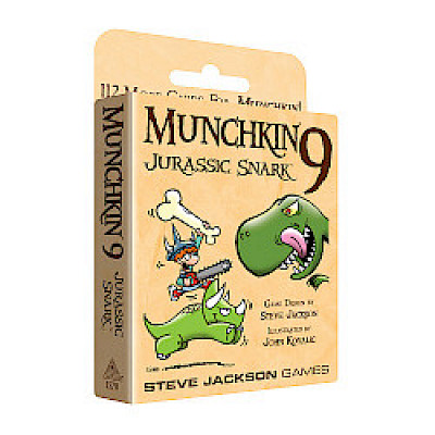 Iowa State is ready for Munchkin 9! cover